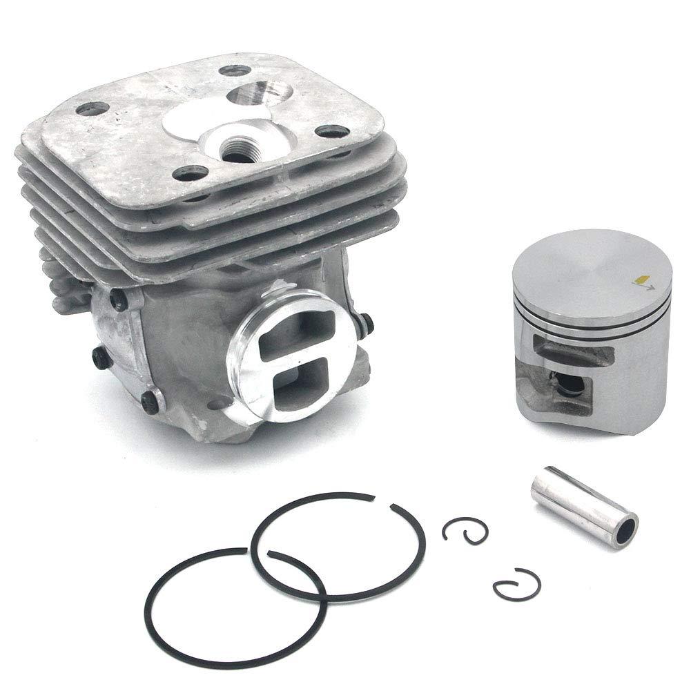 Jeu de pistons de cylindre 50 mm pour scie /à cha/îne Husqvarna 365 X-TORQ 372 X-TORQ 372XP XPX-TORQ PN 575255702 575774102 575774101 575255701