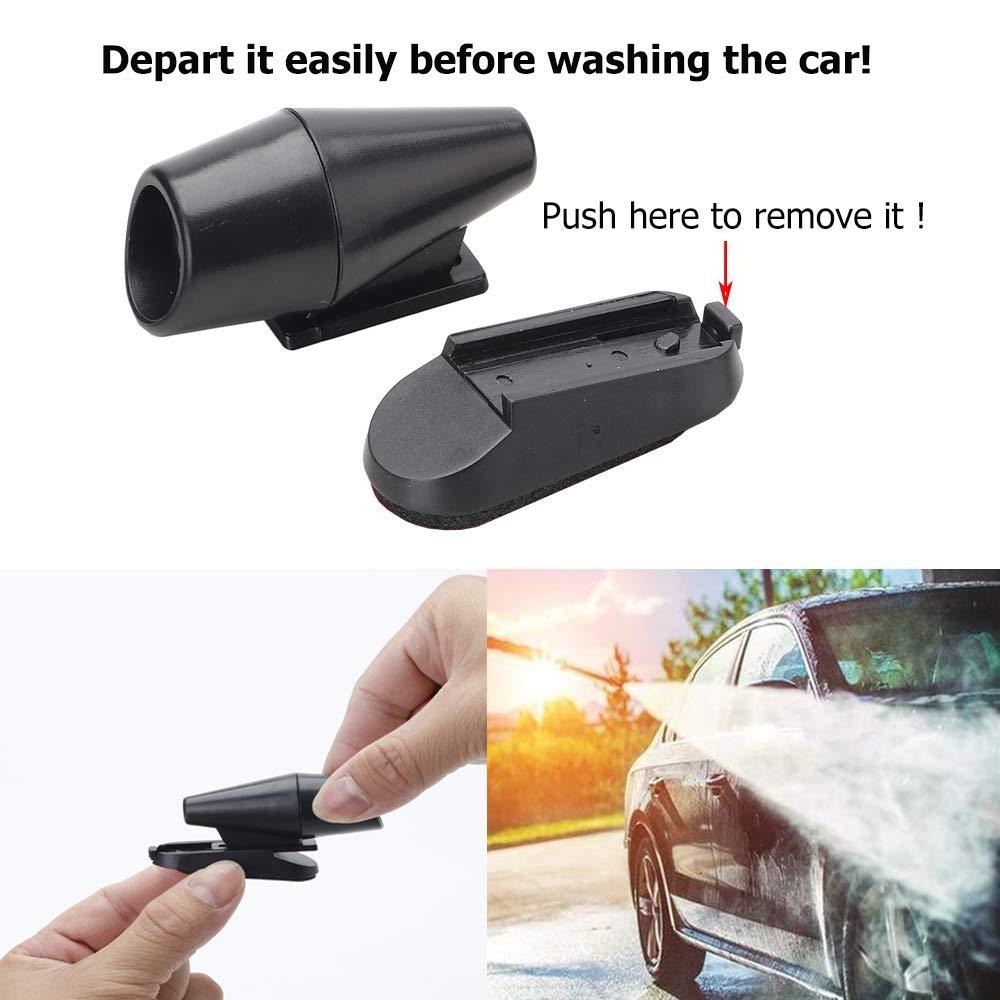 Dr.Roc Deer Whistles for Car Vehicles Truck Motorcycle 8PCS Car Horn Deer Warning Whistles Siren Whistle