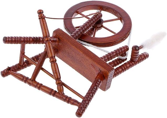 1:12 SCALA in legno ARCOLAIO Casa delle Bambole Accessorio in miniatura