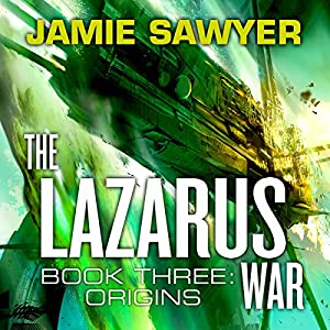 The Lazarus War: Origins Audiobook