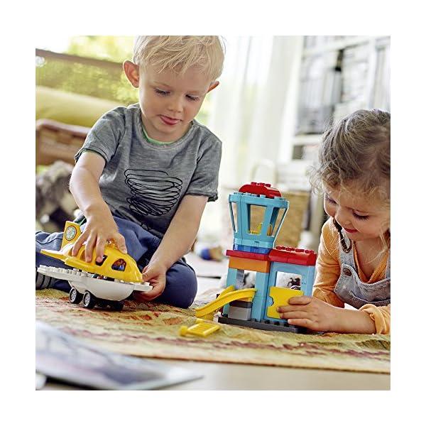 LEGO DUPLO Town Airport 10871 Building Blocks (29 Pieces)