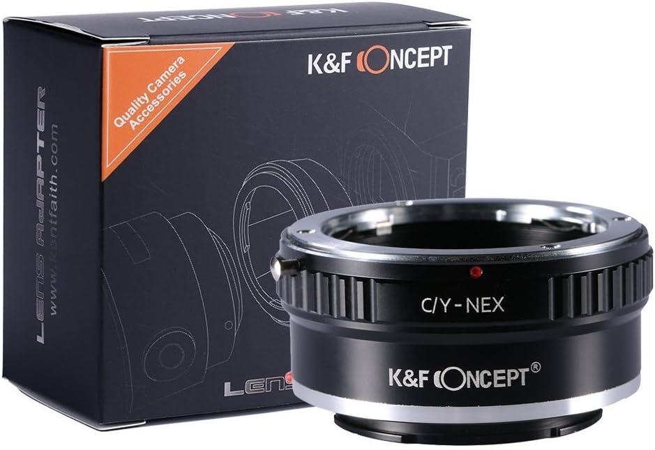 K F Concept C Y Nex Objektivadapter Adapter Ring Sony Elektronik