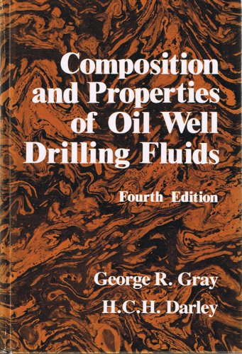 Composition and properties of oil well drilling fluids