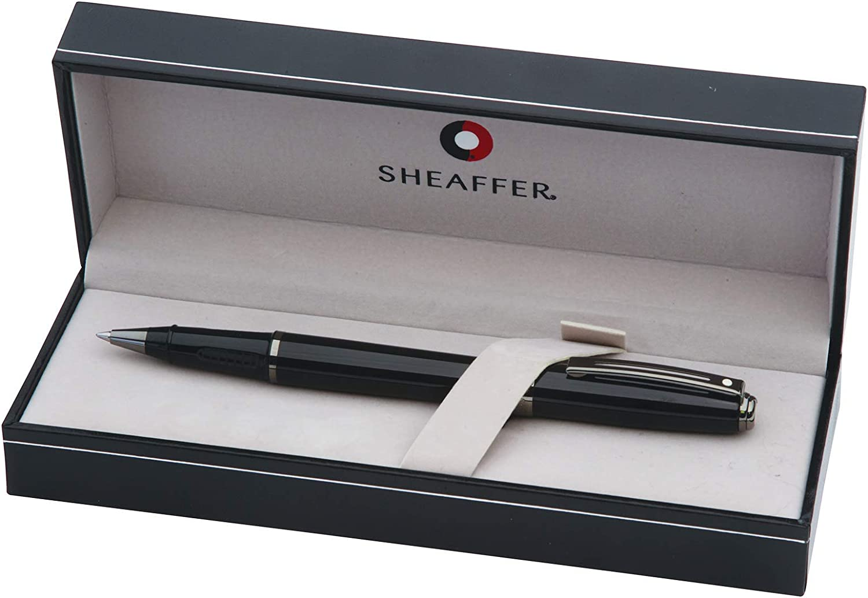 Black Matte SHEAFFER E034643 Prelude Fountain Pen
