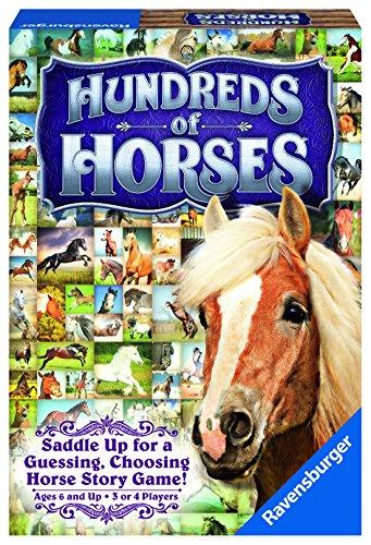 Ravensburger Hundreds of Horses Children