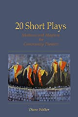 20 Short Plays: Madness and Mayhem for Community Theaters Paperback