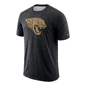 1d4e39be4 Nike NFL Jacksonville Jaguars Sideline Slub Performance T-Shirt XX Large