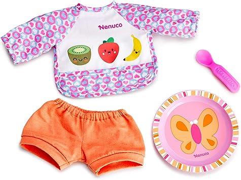 Famosa - Vestido Nenuco Ropita Merienda - 13006815 ... - Amazon.es