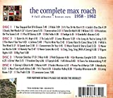Complete Max Roach 1958-1962