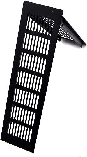 80 x 300 mm de aluminio rejilla de chapa tamiz de chapa perforada ...