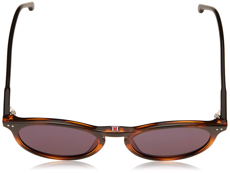 50MM Carrera 2006T//S Light Havana//Blue Sky Mirror Lens Round Unisex Sunglasses