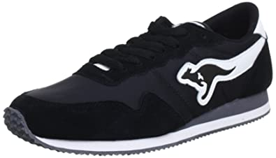 Mens Invader-Basic Low-Top Kangaroos sgDNPGC1i7