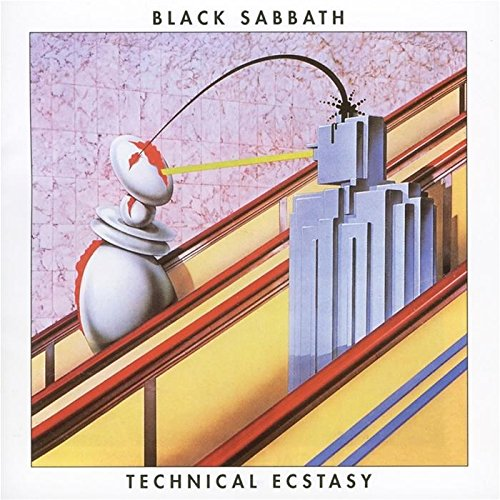 Black Sabbath: Technical Ecstasy (Jewel Case CD) (Audio CD)