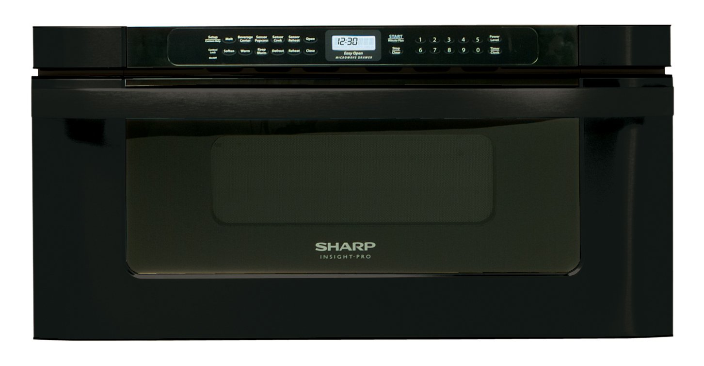sharp kb 6524ps 24 inch microwave drawer oven stainless steel rh amazon com sharp insight pro microwave owner's manual sharp insight pro 30 microwave drawer manual