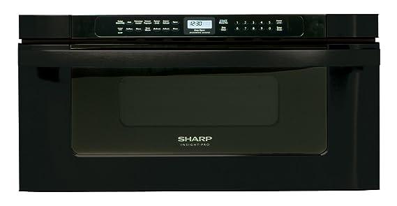 Amazon.com: Microondas con gaveta Sharp, 24 - pulgadas ...