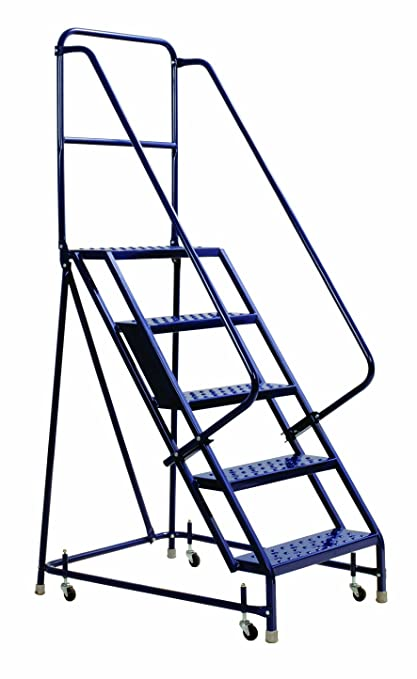 Louisville Ladder GSW2402 Rolling Warehouse With 24 Inch Step Width 20