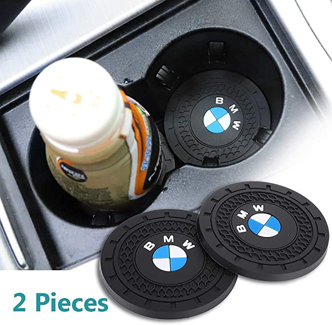 Cup Holder Insert Coaster - 2 Pcs