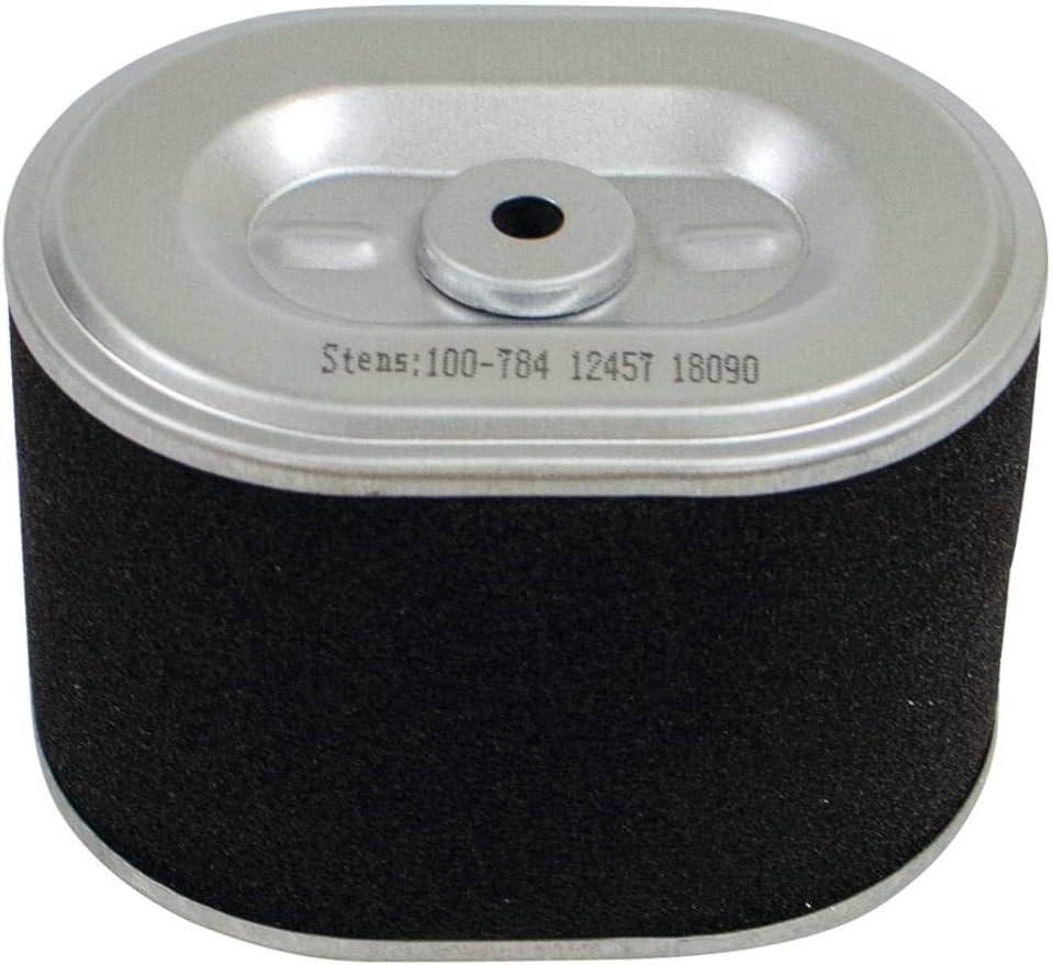 Stens 100-428 Air Filter Combo Replaces Honda 17210-ZAO-506 Napa 7-08315 Honda 17211-ZA0-702