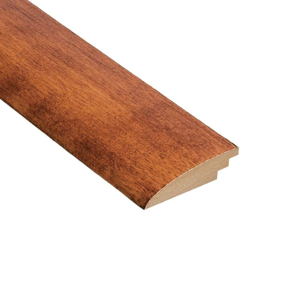 Home Legend Maple Messina 3/4 in. Thick x 2 in. Wide x 78 in. Length Hardwood Hard Surface Reducer Moulding