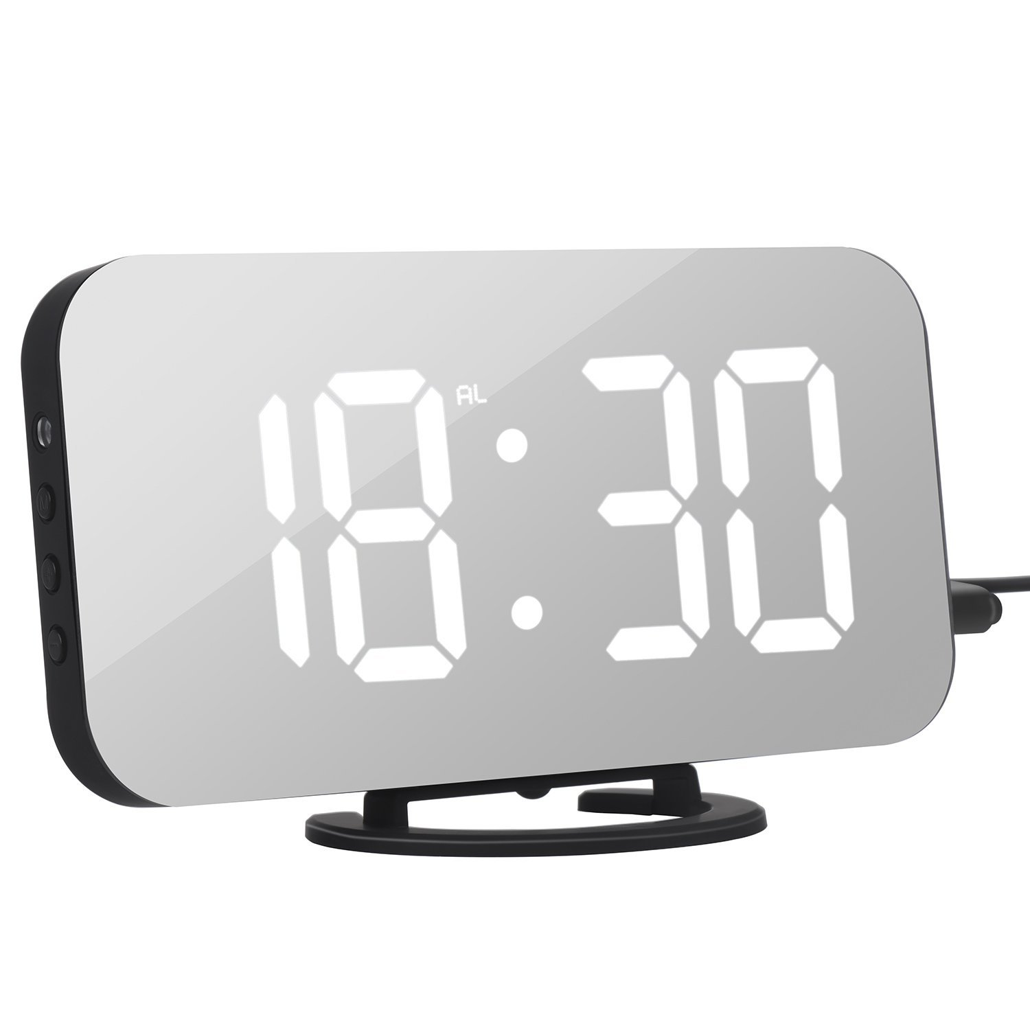 Adoric alarm digital clock