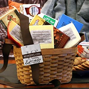 Compassionate Thoughts Gift Basket (2.6 pound)