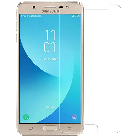 separation shoes 977fb 3d2c5 Amazon.com: [2 Packs] Samsung Galaxy J7 Max Screen Protector, Galaxy ...