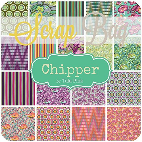 - Chipper Scrap Bag (TP.CH.SB) by Tula Pink for Freespirit