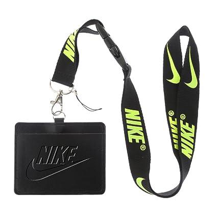 Nike - Soporte para tarjetas identificativas de negocios, de piel ...