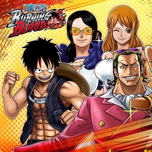 One Piece Burning Blood: Amazon.com: One Piece: Burning Blood: PlayStation 4