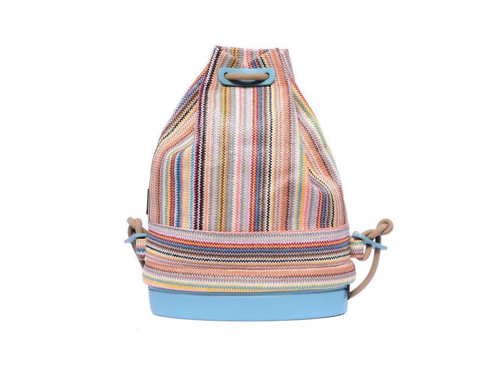 O bag - Bolso estilo cartera para mujer multicolor multicolor grande: Amazon.es: Equipaje