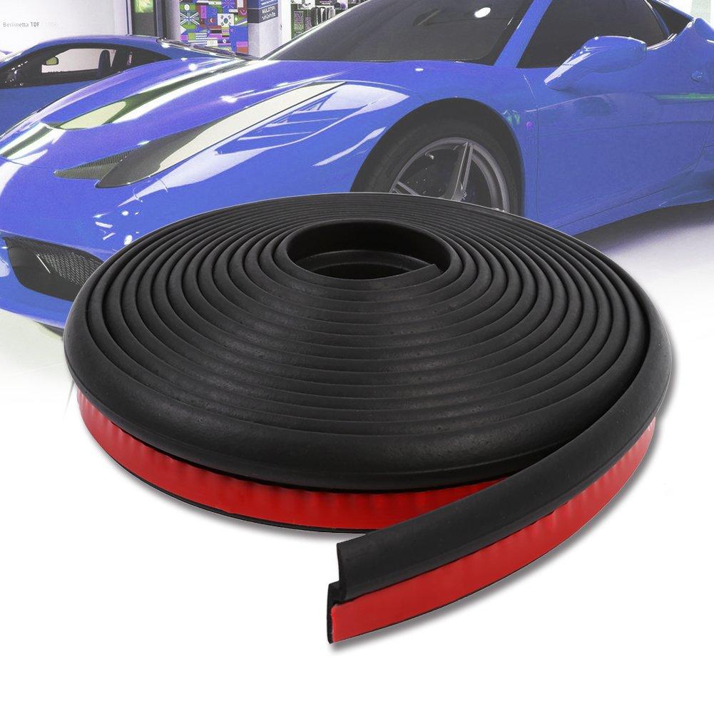 4M Length Keenso Car Door Rubber SealS Trim Seal Door Edge Guards Weatherstrip for Car Window Door Engine Cover Z Shape Universal Rubber Seal Protector Guard Strip