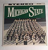 1955 Vintage Michigan State Football Game Music : Leonard Falcone LPS 1232 : Comes with a CD Transfer