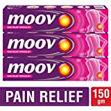 Moov Ointment - 50 g (Pack of 3)