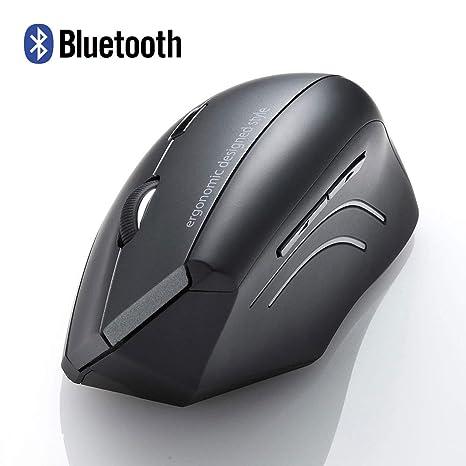 800ffa41d5b SANWA (Japan Brand) Bluetooth Vertical Ergonomic Mouse, Blue LED Optical  Computer Mice,