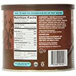 Equal Exchange Hot Cocoa Mix, 12-Ounce (Pack of 3) 10 Contains 3 cans, 12 oz per can (12 oz) Made with high quality dutch process cocoa Fairly Traded