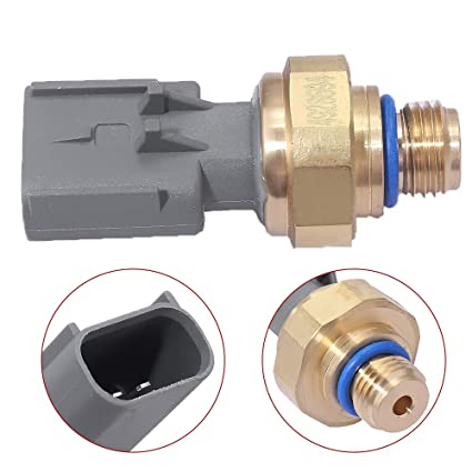 Amazon com: Exhaust Gas Pressure Sensor EGR for Cummins
