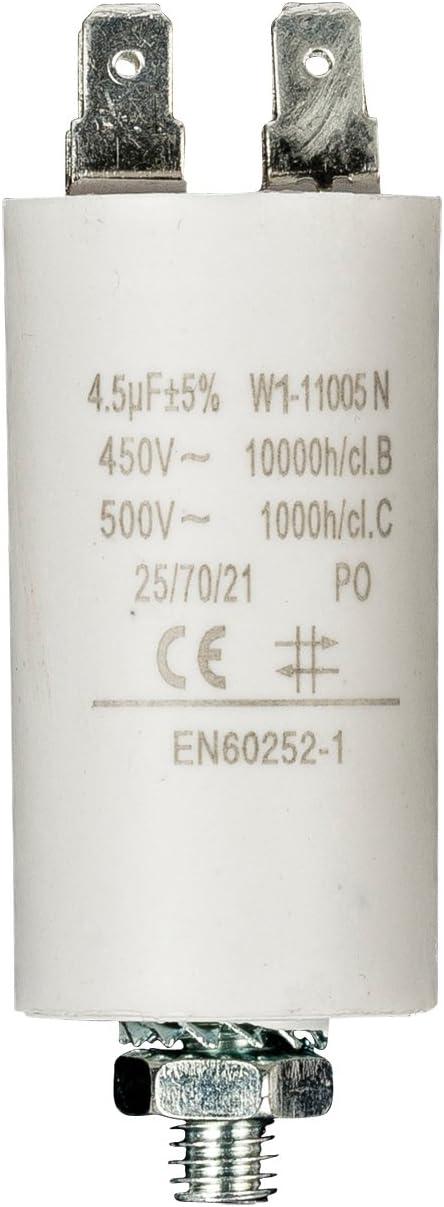 Fixapart Kondensator 4 5uf 450 V Boden Elektronik