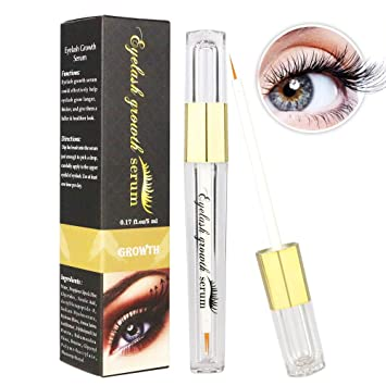 23808b1de1d Lavish Lash Eyelash Growth Enhancer & Brow Serum Booster for Long, Luscious  Lashes and Eyebrows