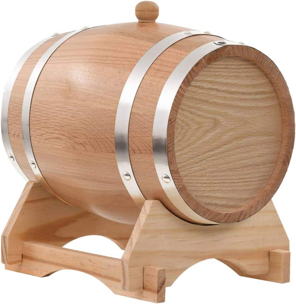 Compra Barril de vino Festnight con gallo de estilo antiguo ...