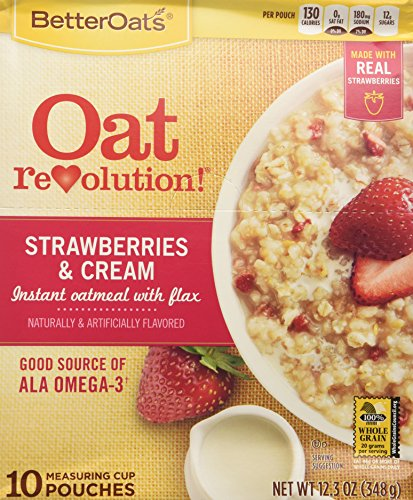 oat revolution oatmeal buyer's guide