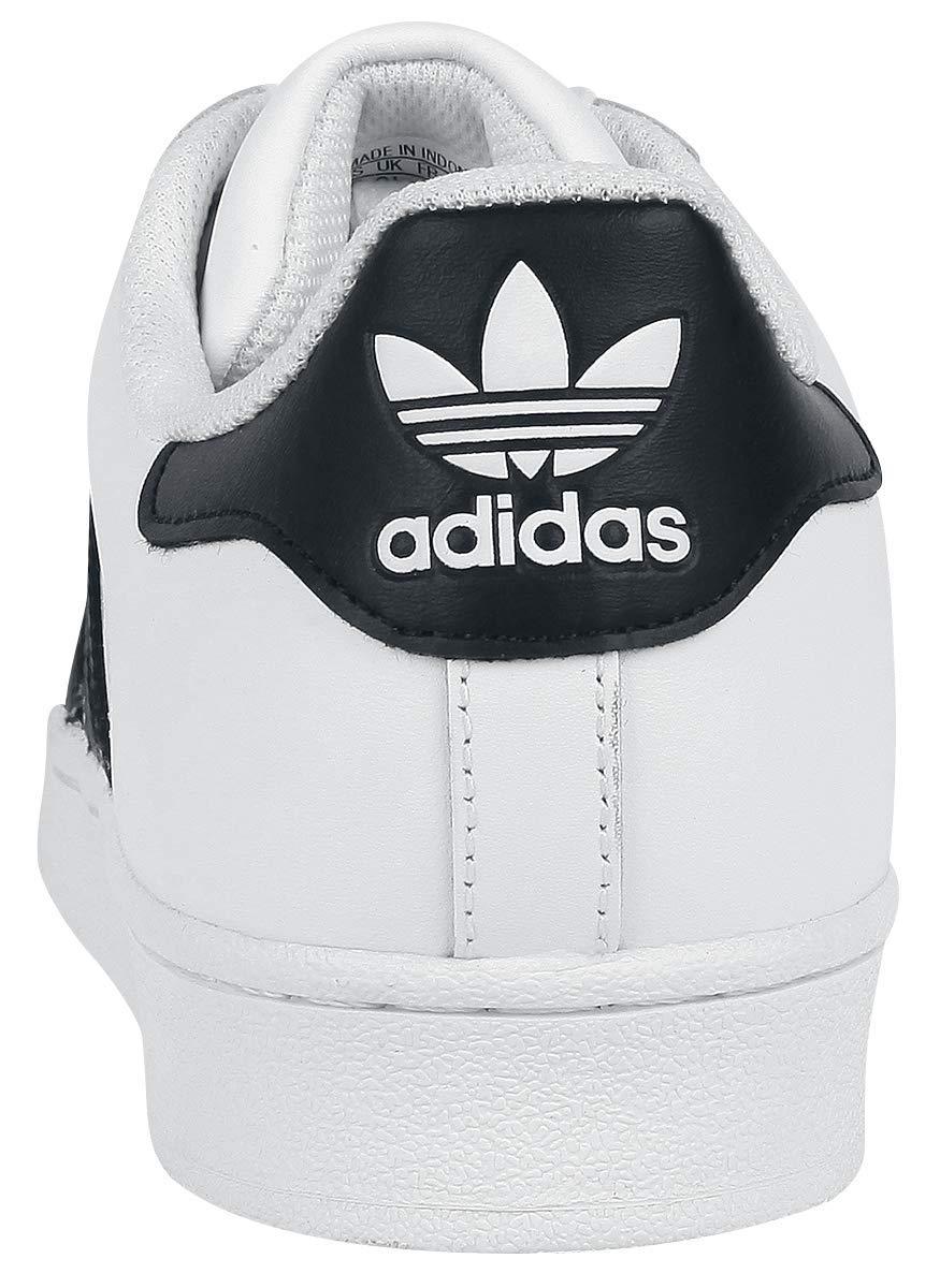 Adidas Superstar Superstar Adidas Foundation Herren Sneakers Blanc c47174