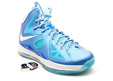 36fd838d0f306 Amazon.com   Lebron 10+ Sport Pack 'Blue Diamond' - 542244-400 ...