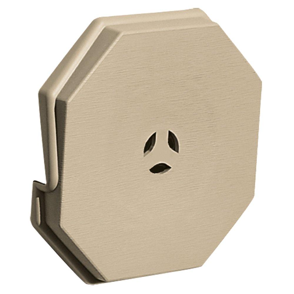 Builders Edge 130110006013 Surface Block Light Almond