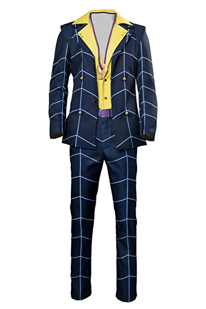 Amazon.com: JoJos Bizarre - Traje de disfraz de bizarre de ...