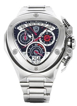Amazon Com Tonino Lamborghini 3007 Spyder Men S Chronograph Watch