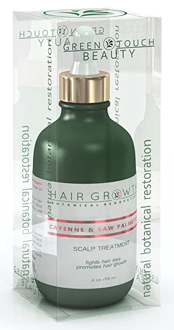 Amazon.com: Tratamiento para el crecimiento del cabello ...