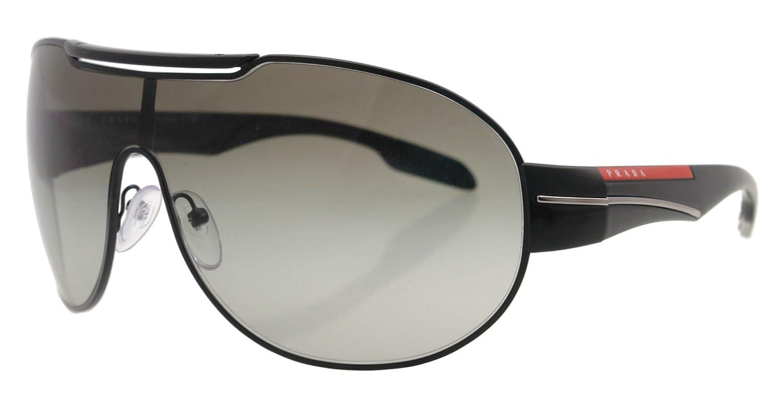 98da2e885d Prada Sunglasses SPS 56N BLACK 1B0-3M1 SPS56N  Amazon.co.uk  Sports    Outdoors