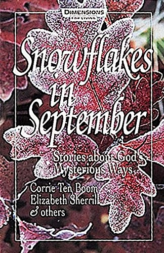 Snowflakes in September