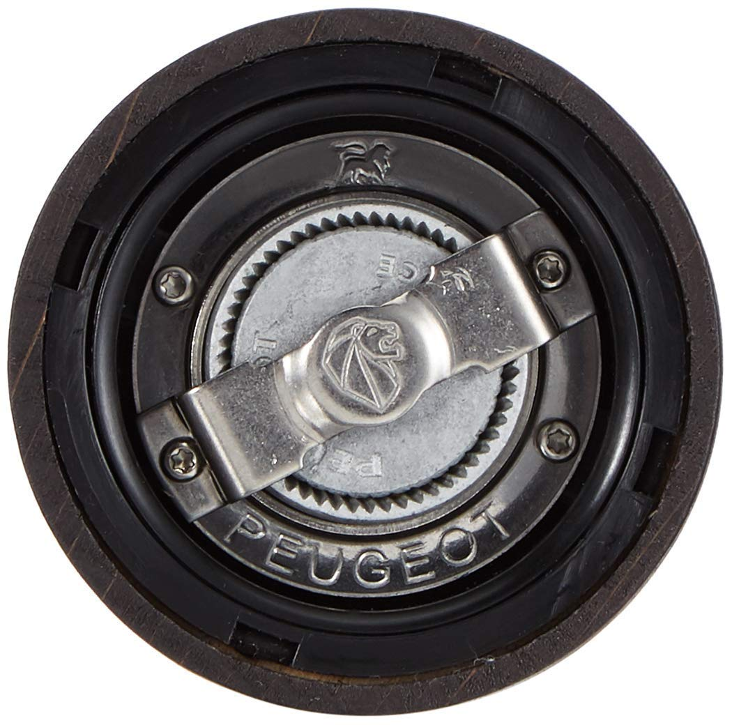 Peugeot Paris Pfeffermühle Schwarz lackiert 30 cm cm cm USelect + Edelstahlstyling Universalmesser im Set B01N6IWDGG Pfeffermühlen 43b54a