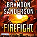 Firefight (Die Rächer 2) Audiobook by Brandon Sanderson Narrated by Detlef Bierstedt